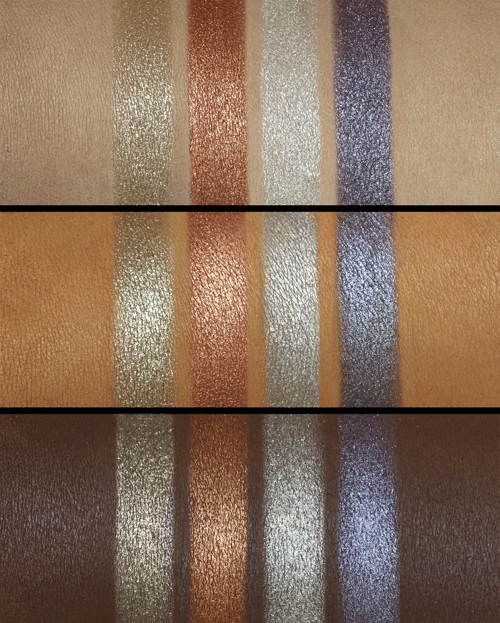 Metallic Mysteries Palette