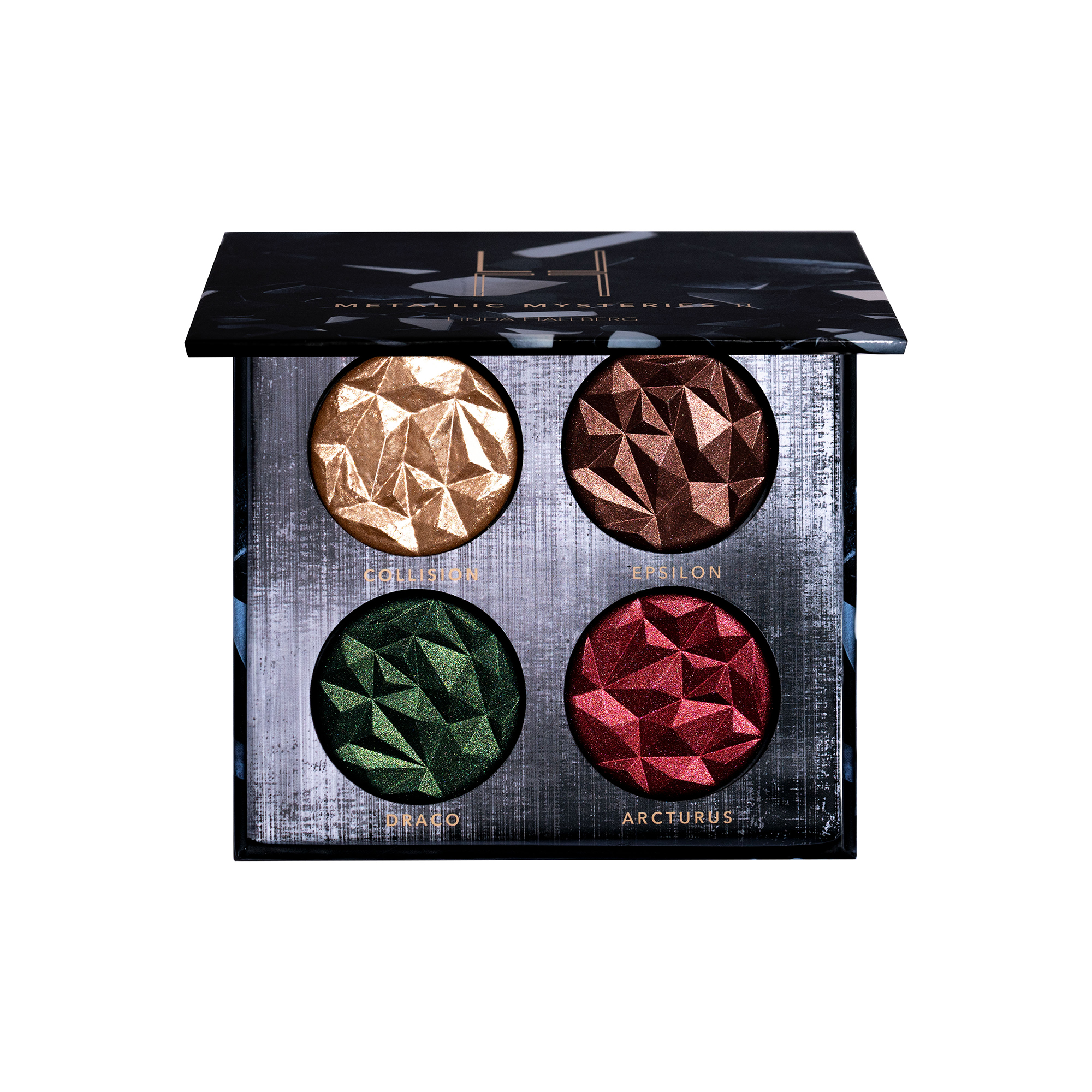 Metallic Mysteries II Palette