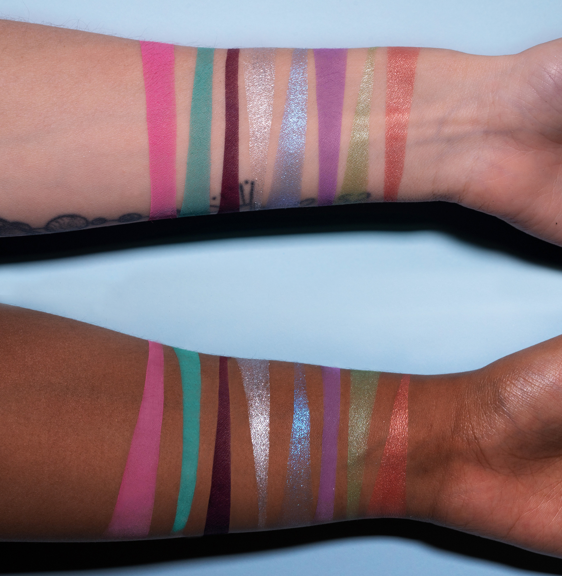 Spectral Palette