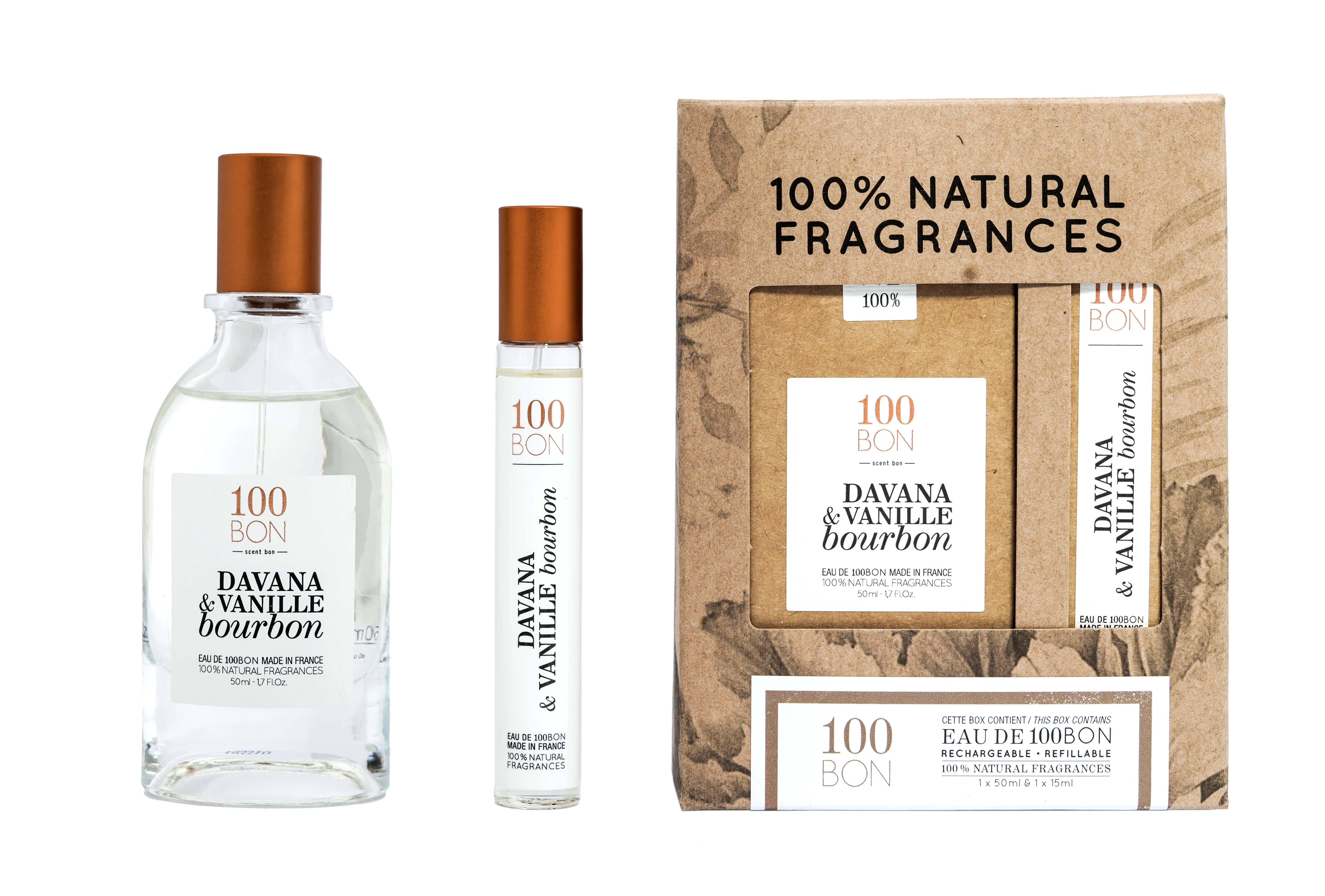 Davana Et Vanille Bourbon Giftbox