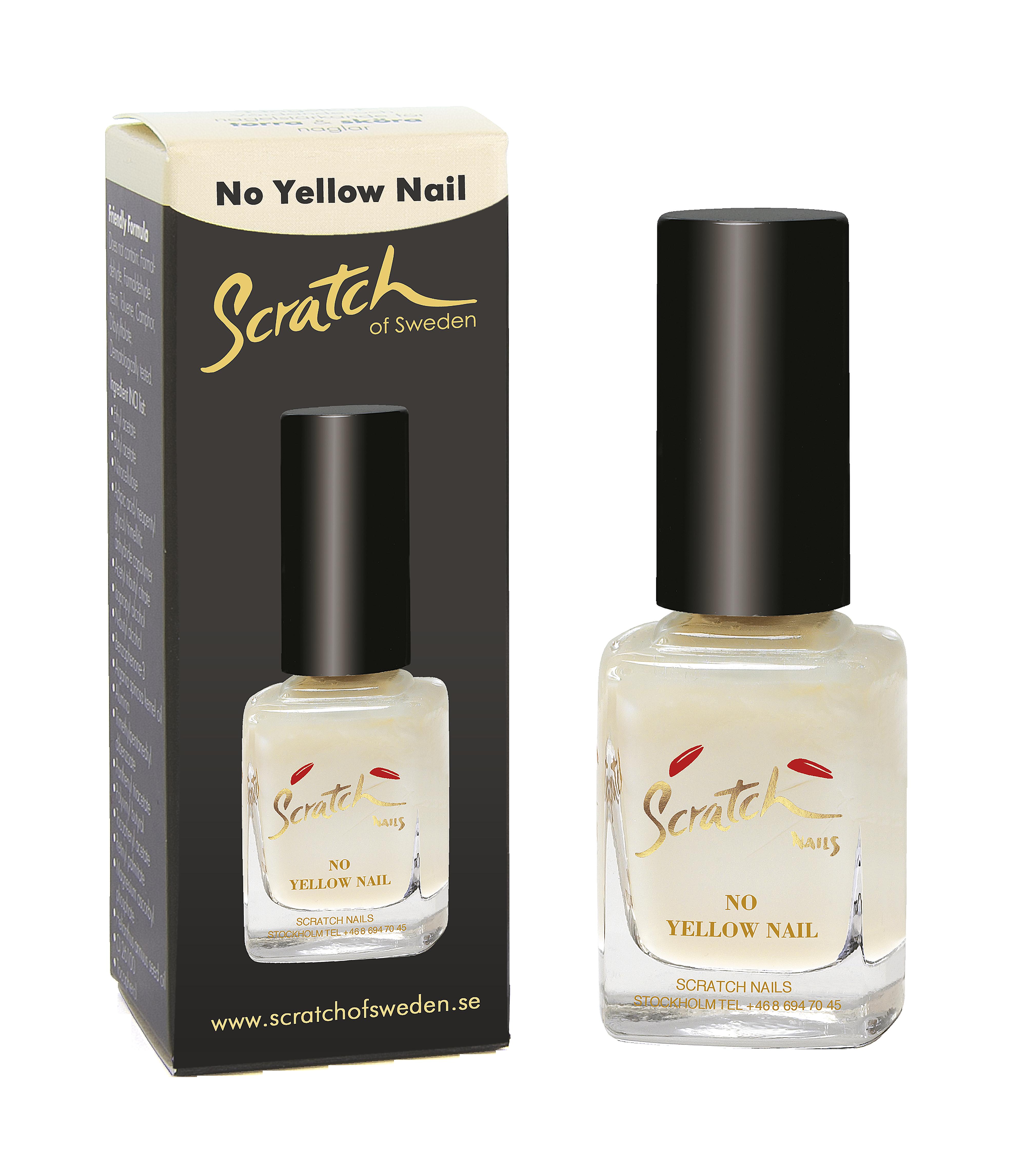 No Yellow Nail