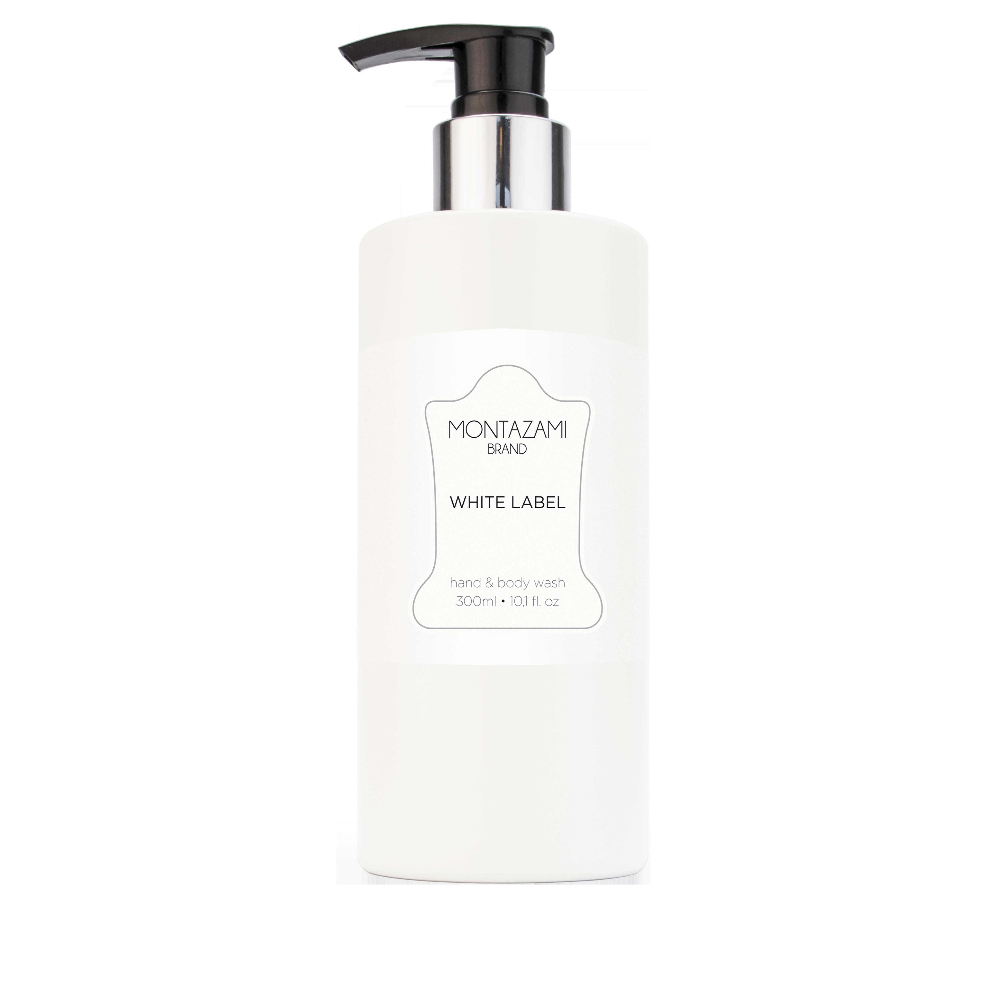 White Label Hand & Body Wash 300ml