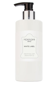 White Label Hand & Body Wash 300 ml