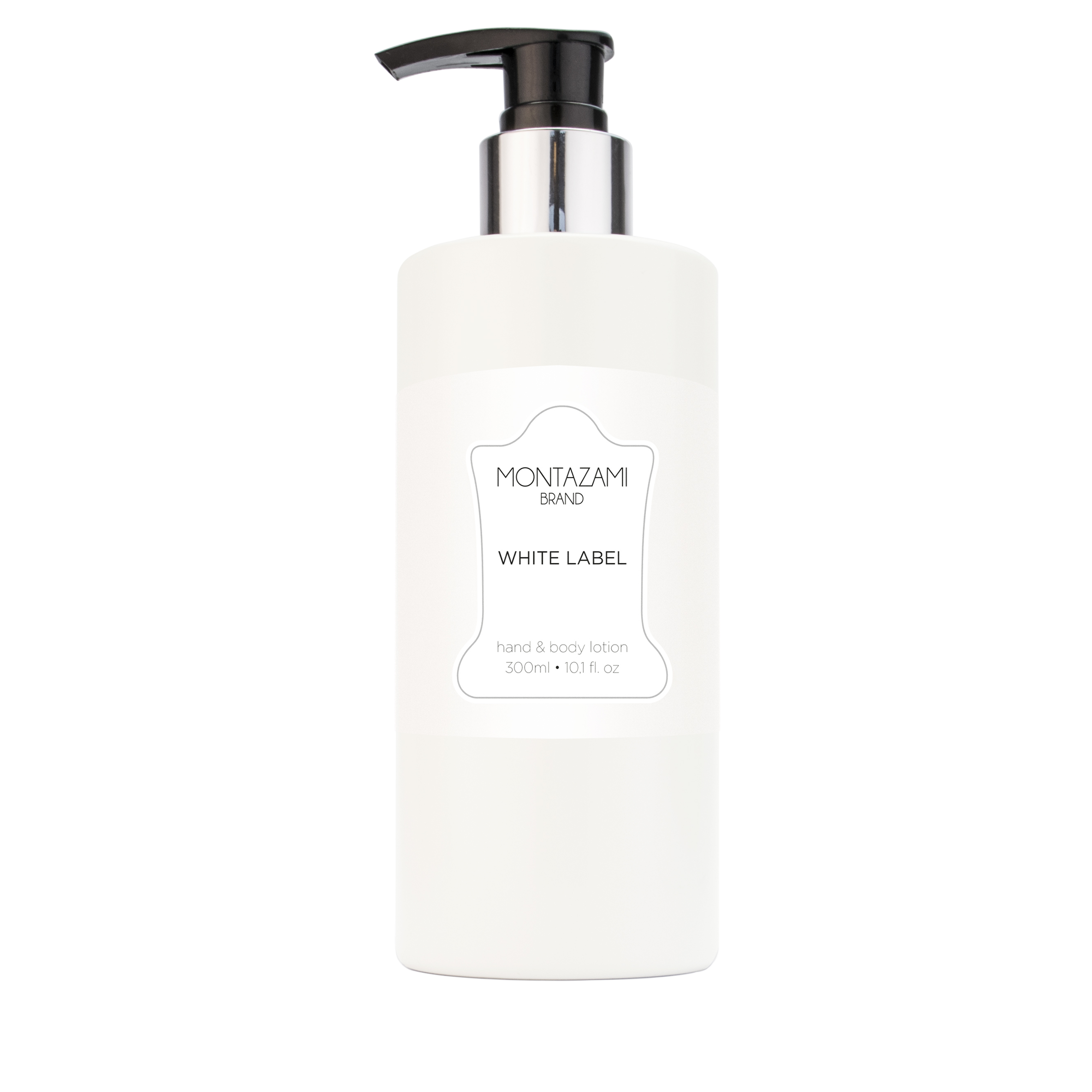 White Label Hand & Body Lotion 300ml