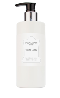 White Label Hand & Body Lotion 300 ml