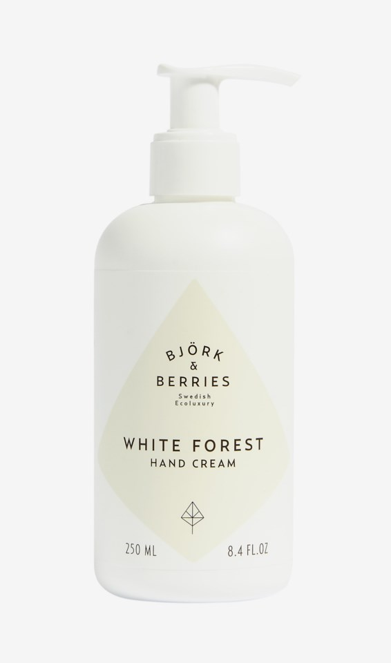 White Forest Hand Cream
