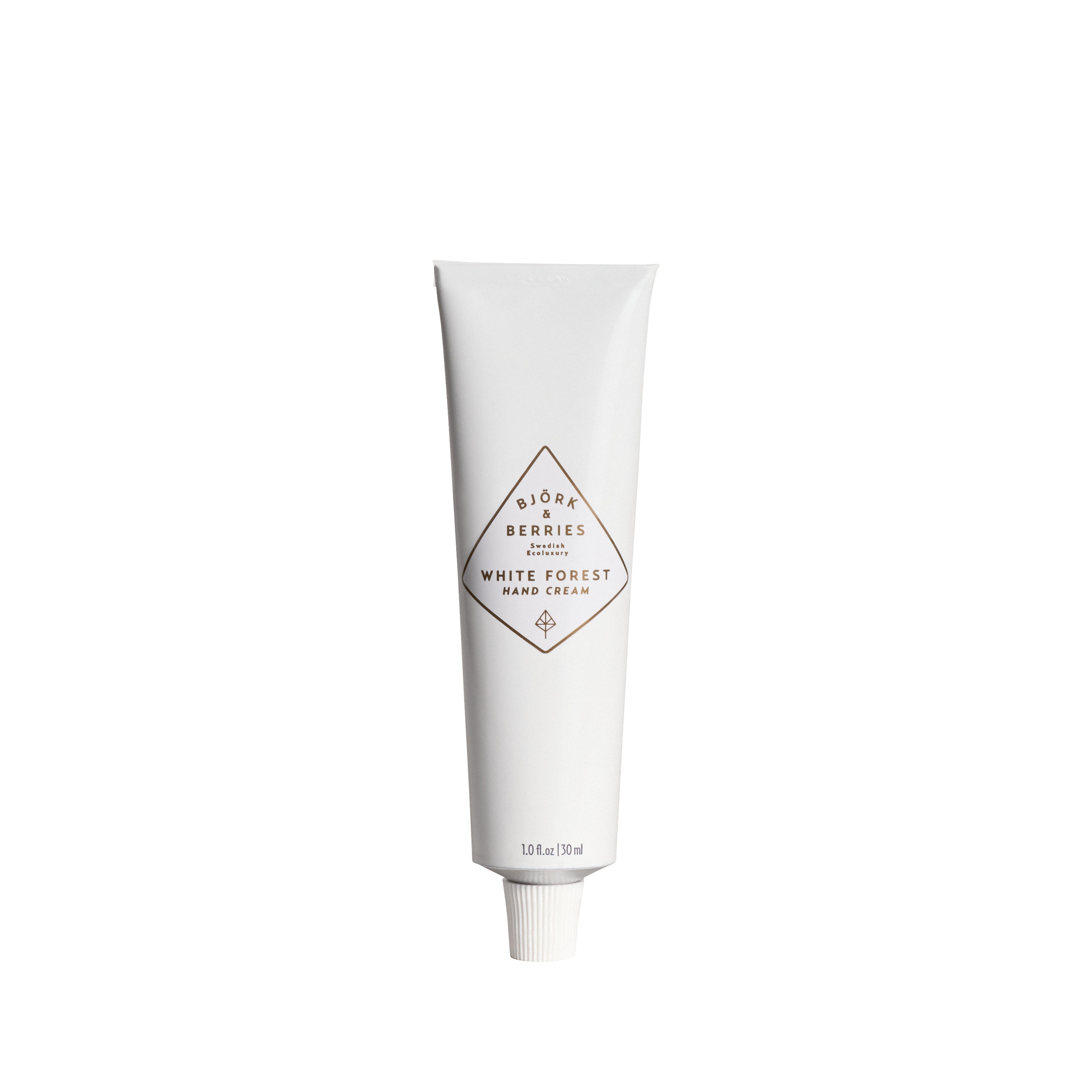 White Forest Mini Hand Cream