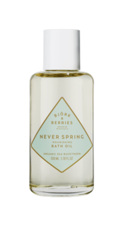Never Spring Nourishing Bath Oil