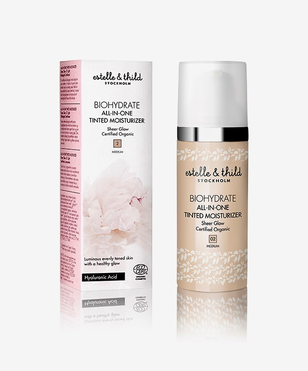 BioHydrate All-In-One Tinted Moisturiser 02 Medium