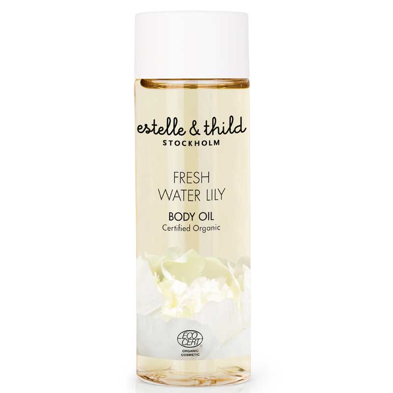 Fresh Water Lily Body Oil