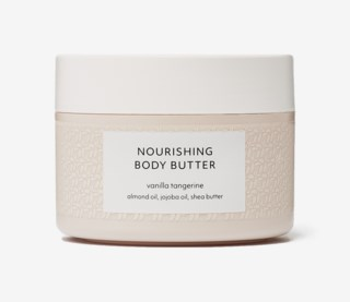 Vanilla Tangerine Nourishing Body Butter 200 ml