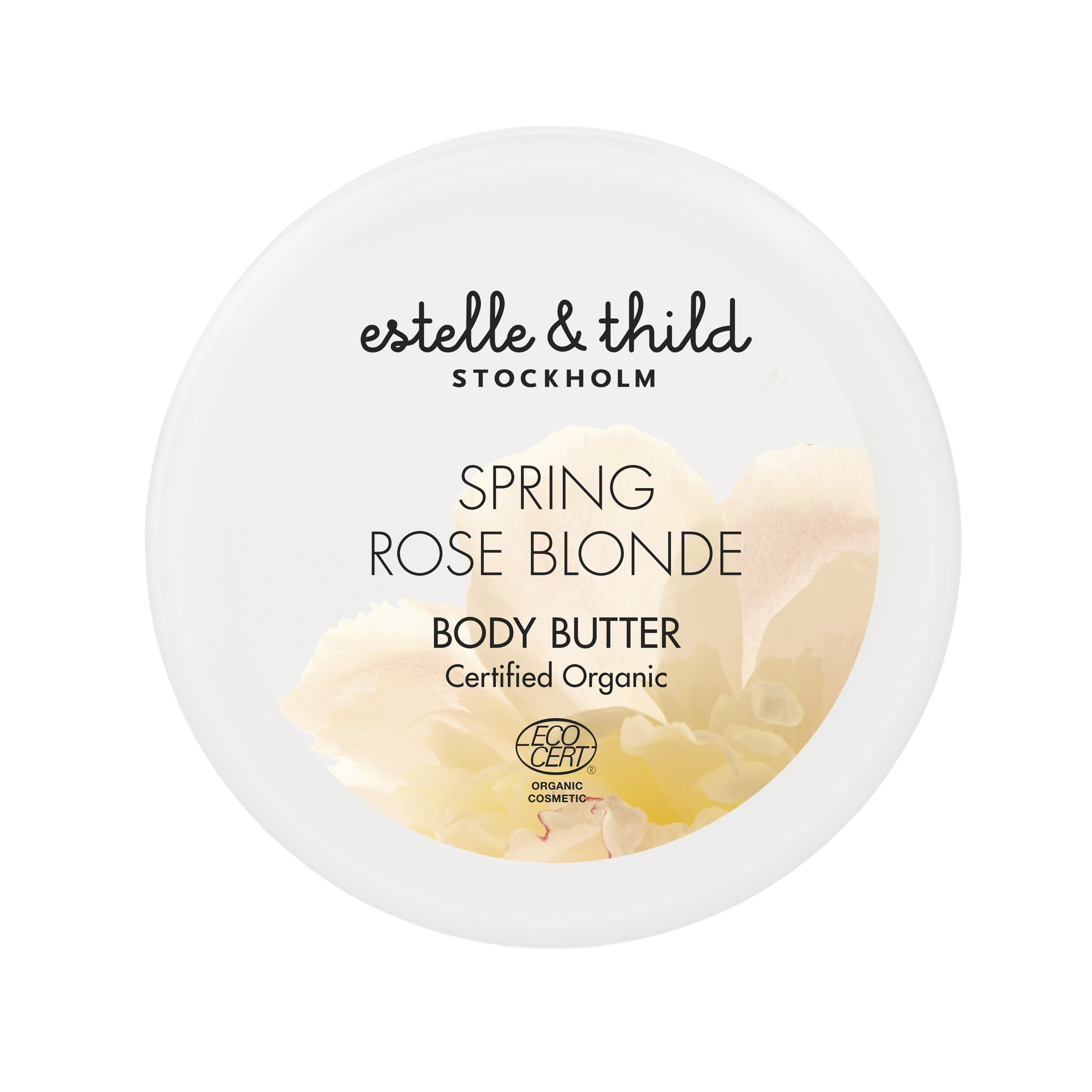 Spring Rose Blonde Body Butter 200ml