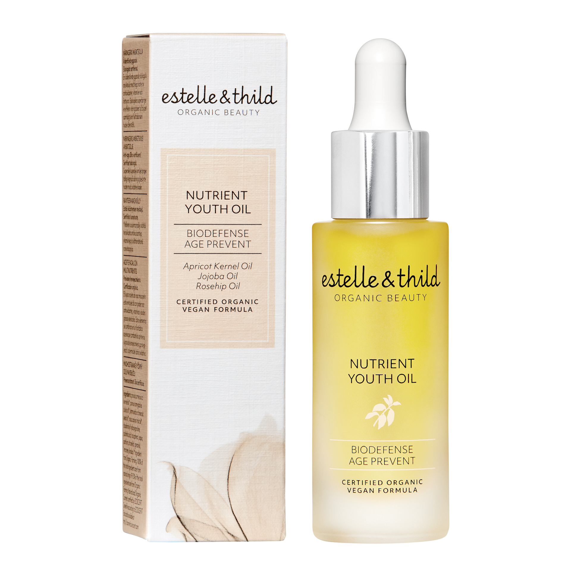 BioDefense Nutrient Youth Facial Oil 20ml