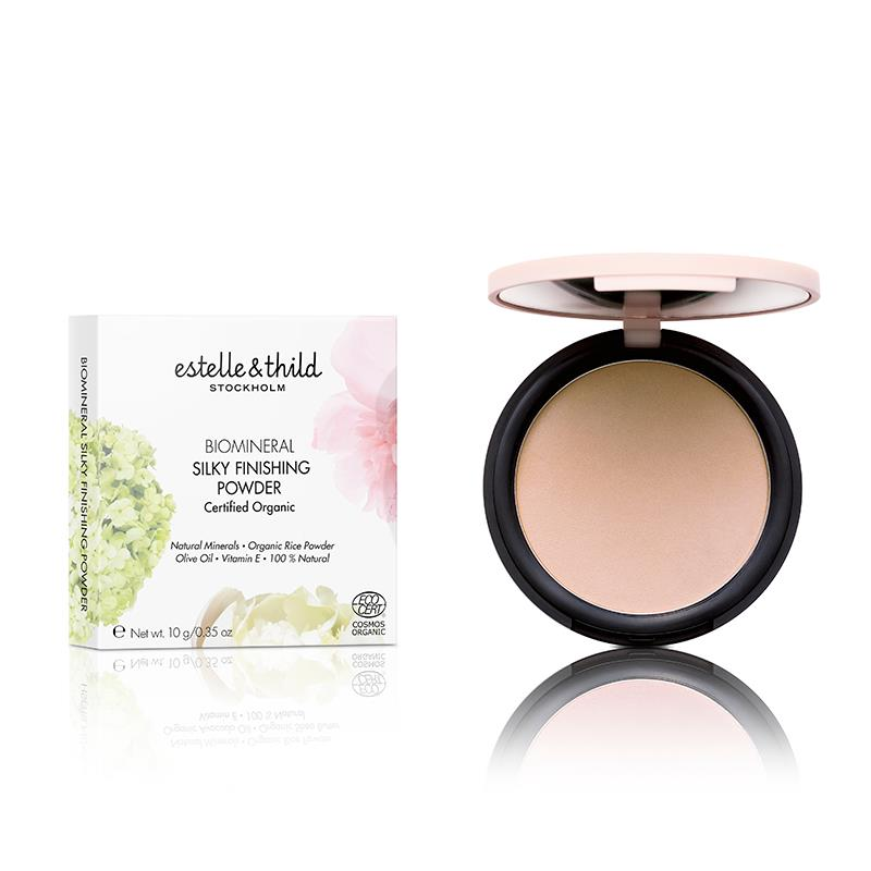 BioMineral Silky Finishing Powder