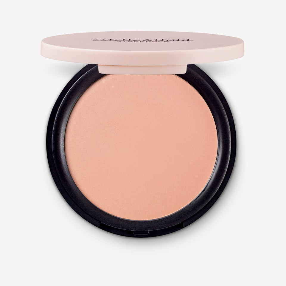 BioMineral Fresh Glow Satin Blush Sweet Coral
