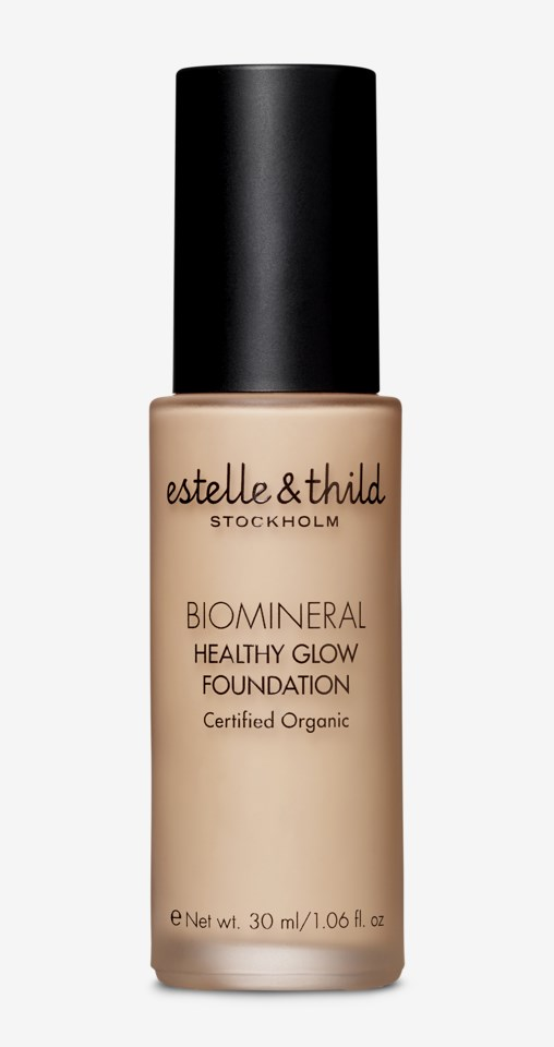 BioMineral Healthy Glow Foundation 121