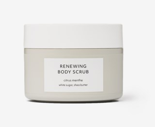 Citrus Menthe Renewing Body Scrub 200 ml