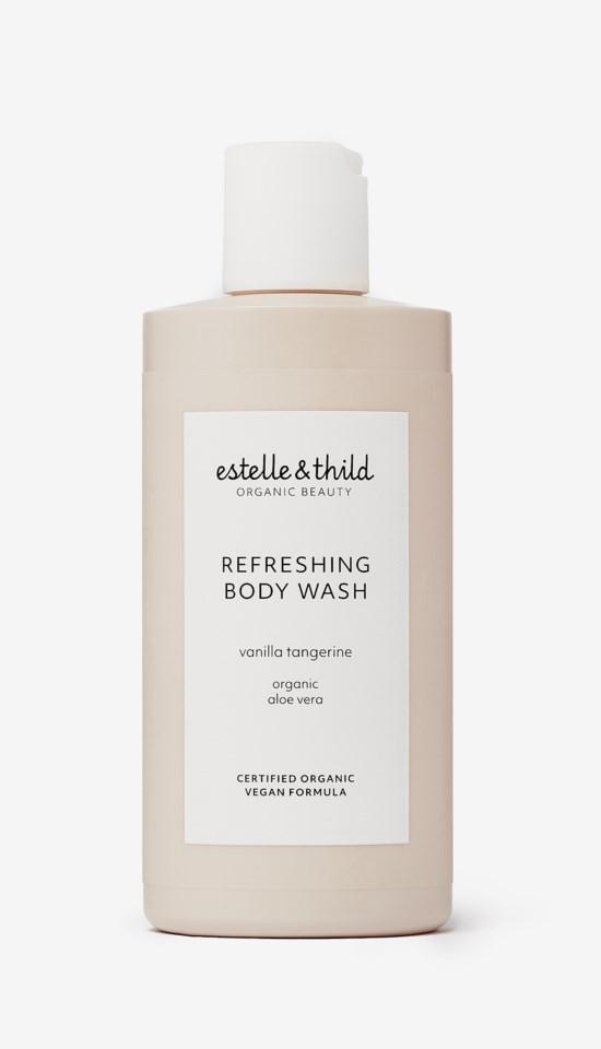 Vanilla Tangerine Refreshing Body Wash 200ml