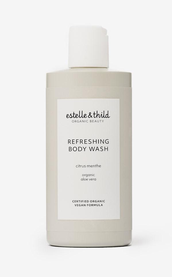 Citrus Menthe Refreshing Body Wash 200ml