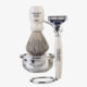 Duke SR 4-Piece Ivory (Mach3) Shaving Set