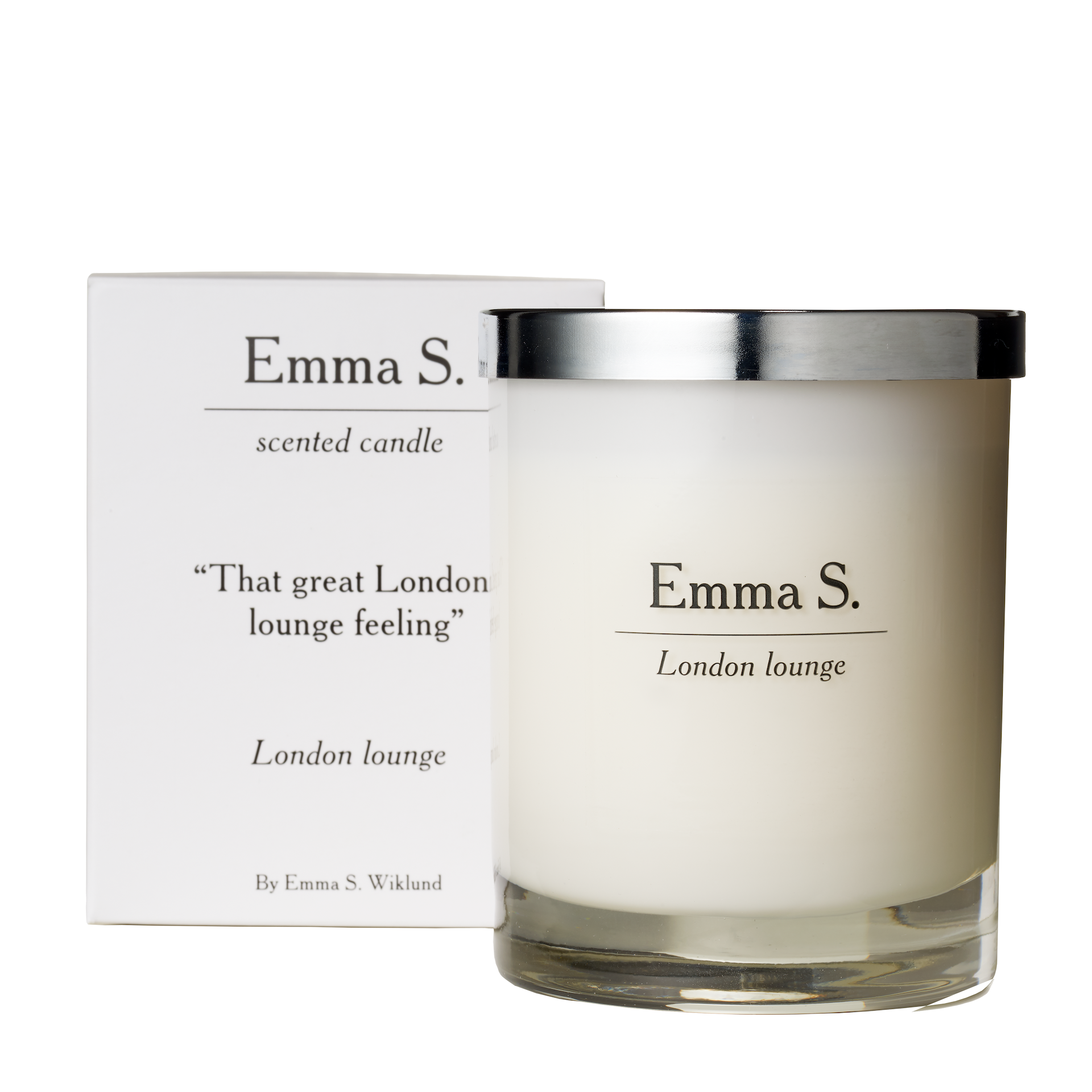 London Lounge Scented Candle