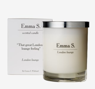 London Lounge Scented Candle 270 ml