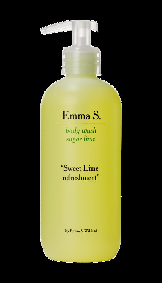 Body Wash Sugar Lime 350ml