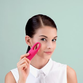 IRIS Eye Massager Petal Pink