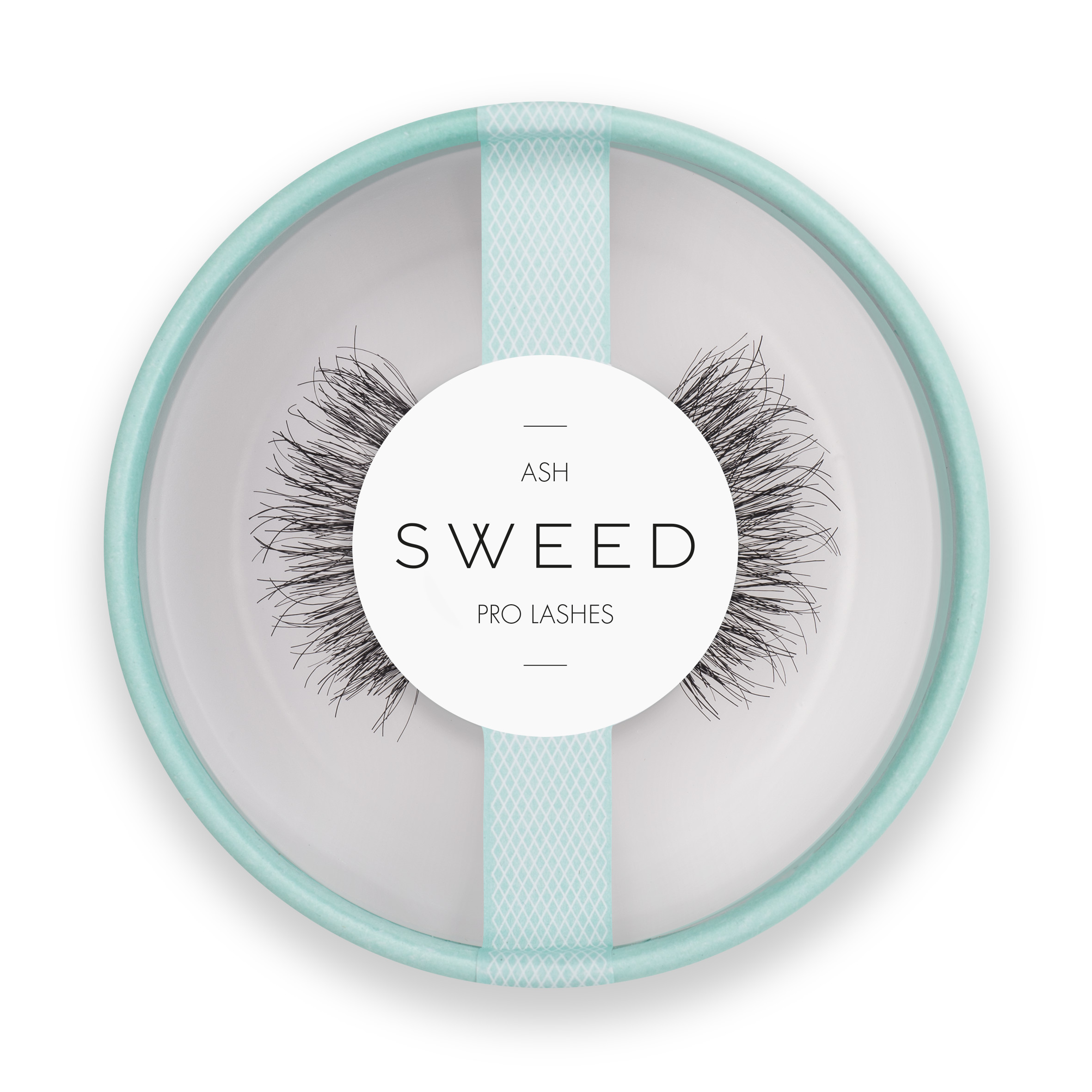 Sweed False Lashes Ash