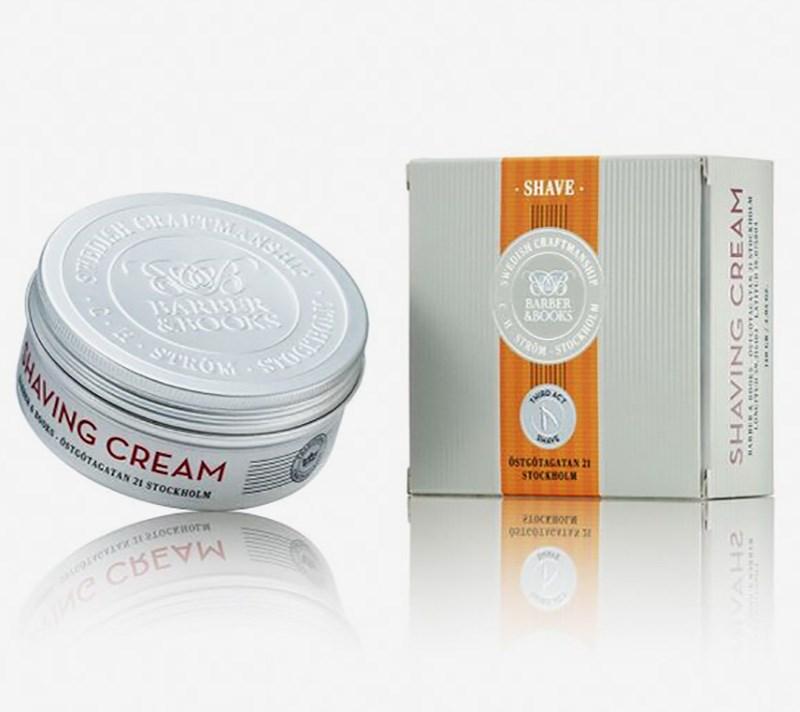Shaving Cream 140ml