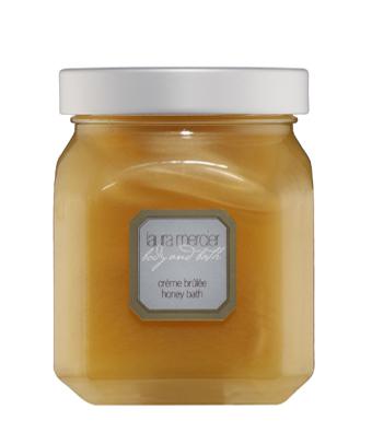 Honey Bath Ambere Vanille Crème Brulee
