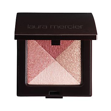 Shimmer Block Pink Mosaic