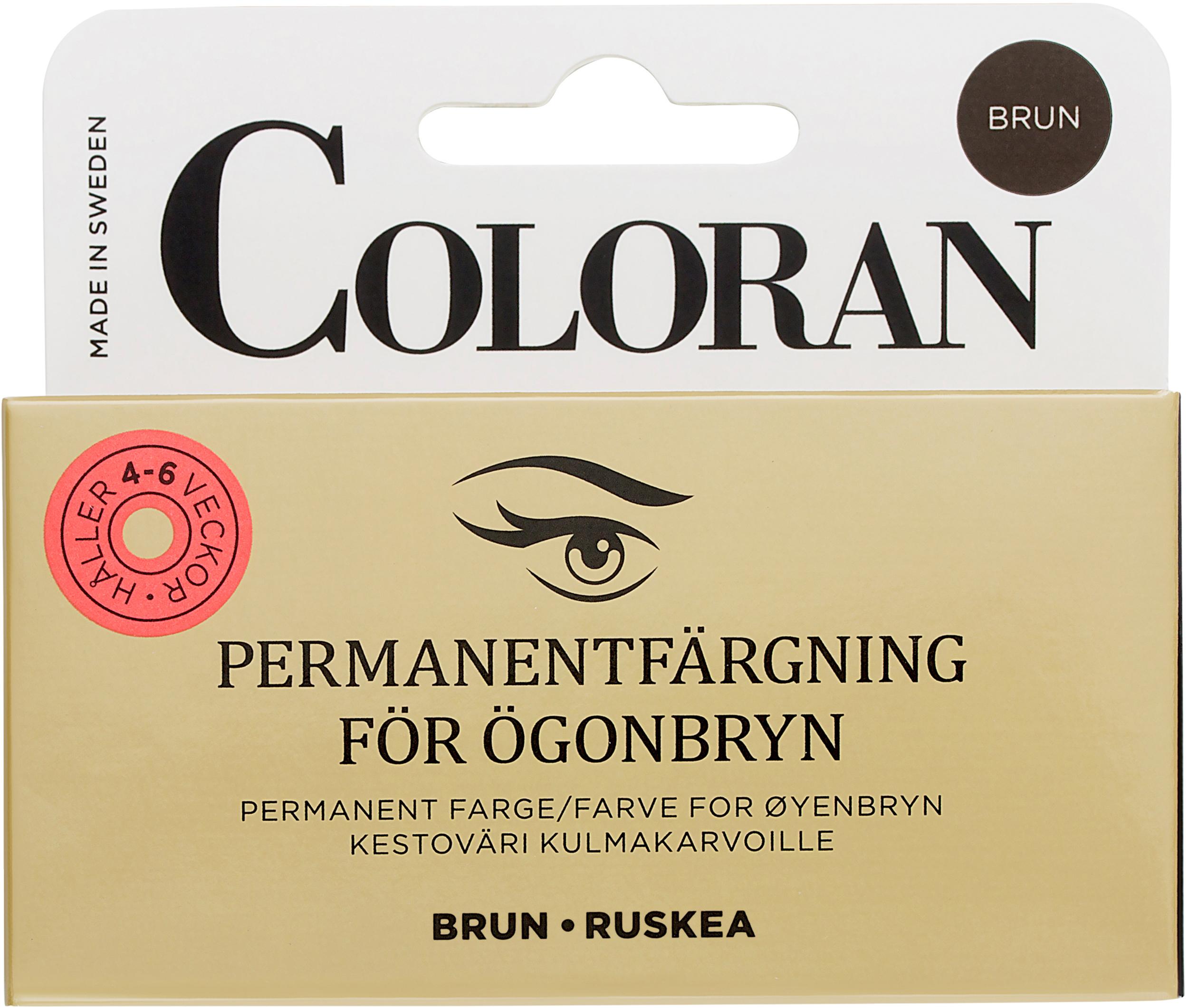 Eyebrow Dye Brown