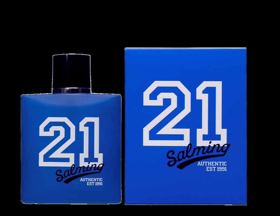 21 Blue EdT 100ml