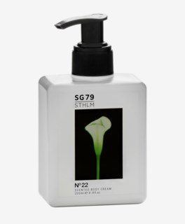 N°22 Green Body Cream 200ml