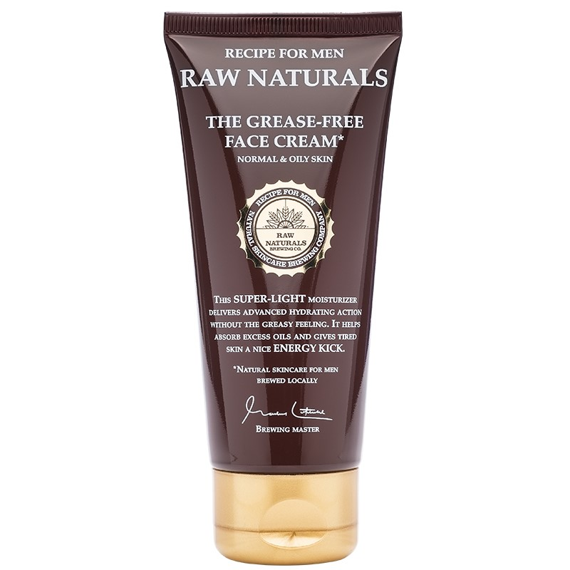 The Grease-Free Face Cream