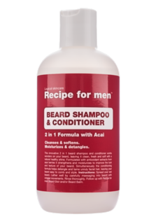Beard Shampoo & Conditioner Beard Wash 250 ml