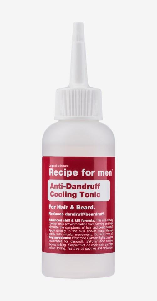 Anti-Dandruff Cooling Tonic 100ml