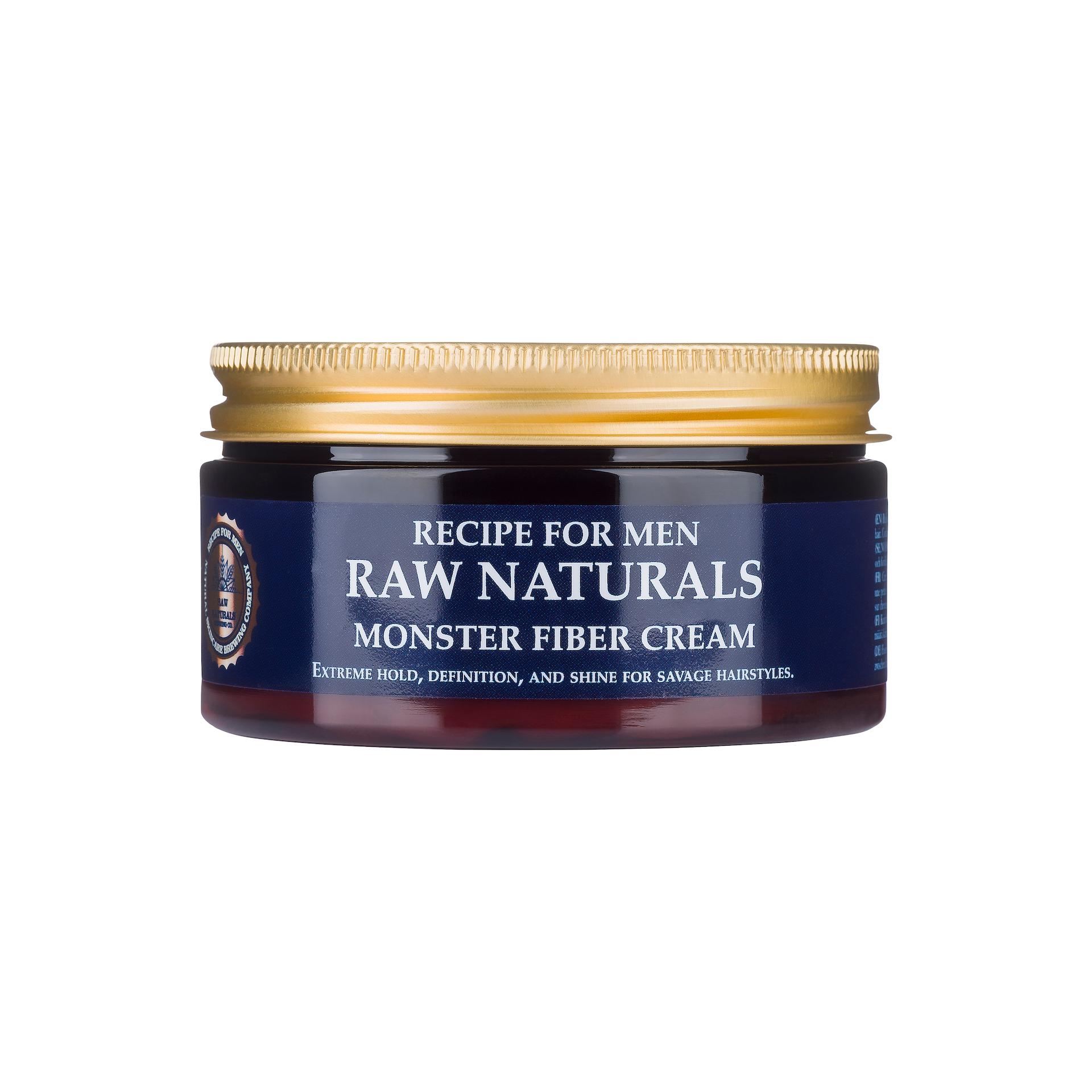 RAW Naturals Styling Wax Monst RAW Naturals Styling Wax Monster Fiber Cream:100m