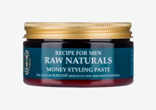 RAW Naturals Styling Wax Money RAW Naturals Styling Wax Money Styling Paste:100 m