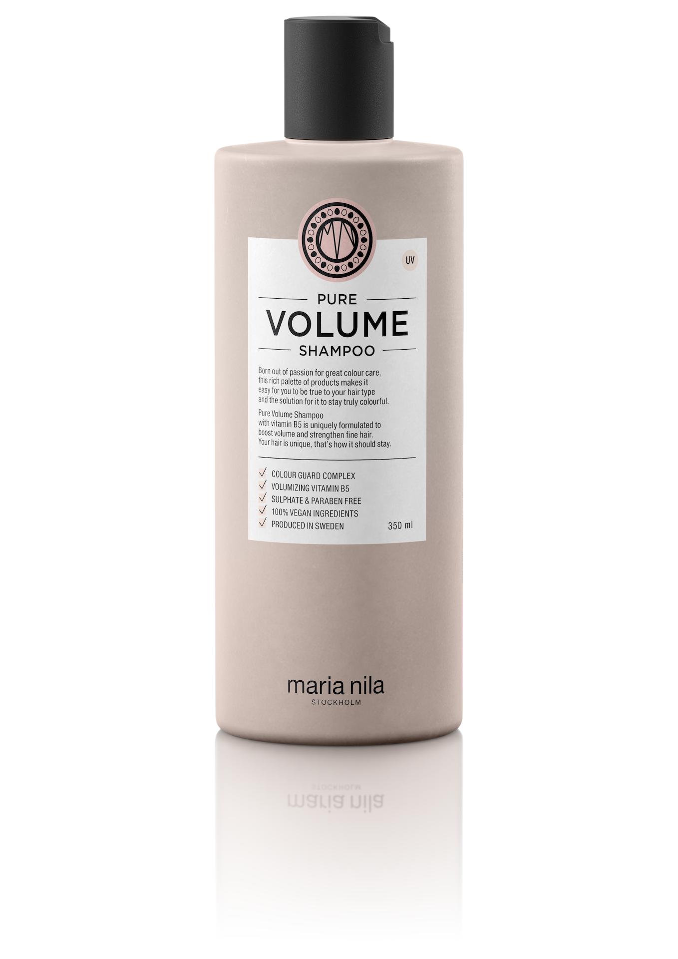 Pure Volume Shampoo 350ml