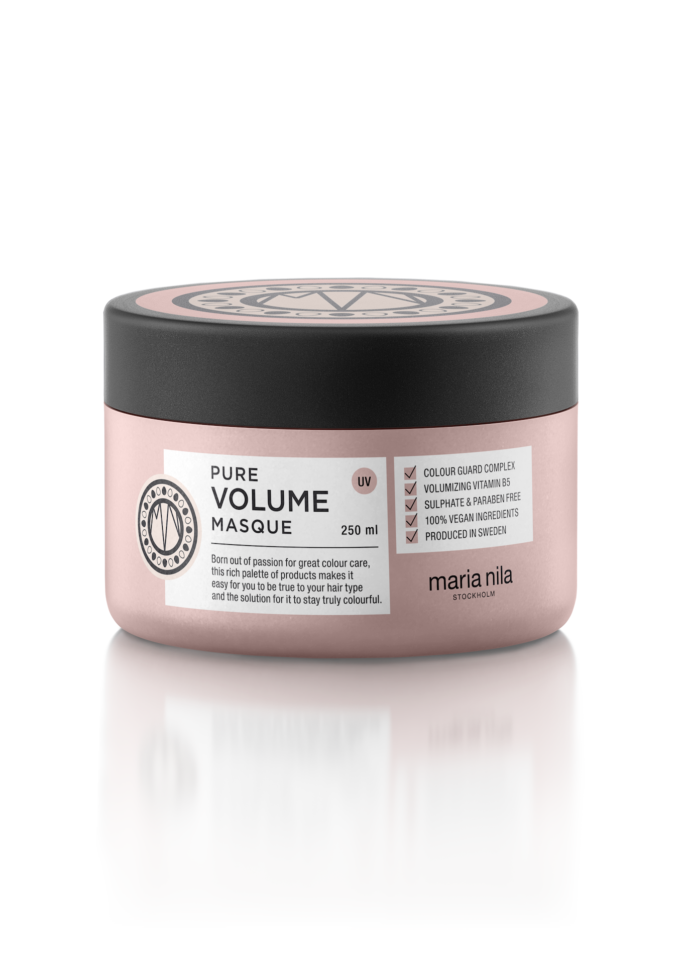 Pure Volume Masque