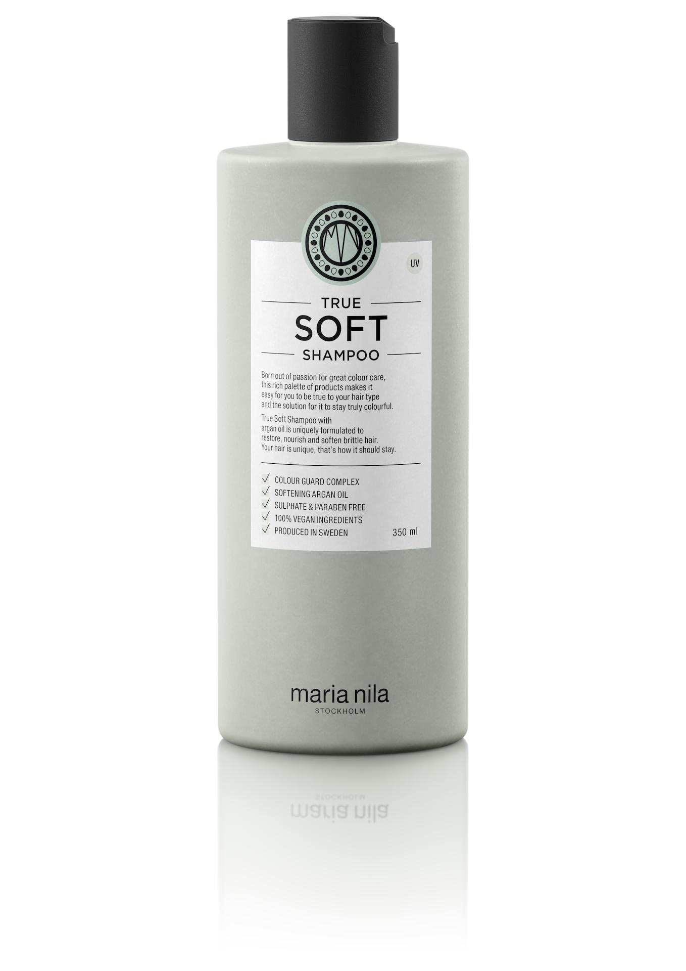 True Soft Shampoo 350ml