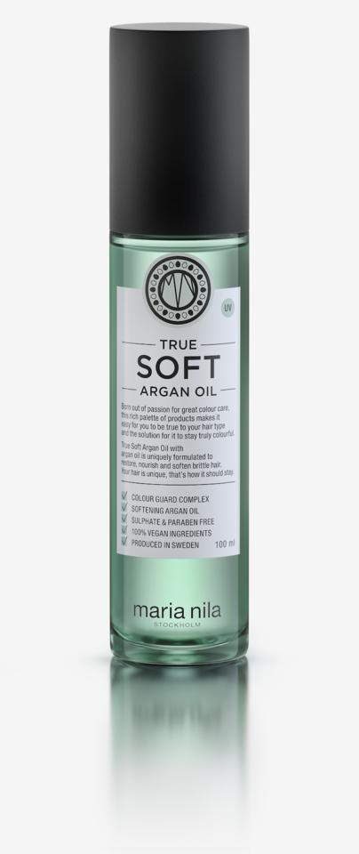 True Soft Argan Oil 100ml