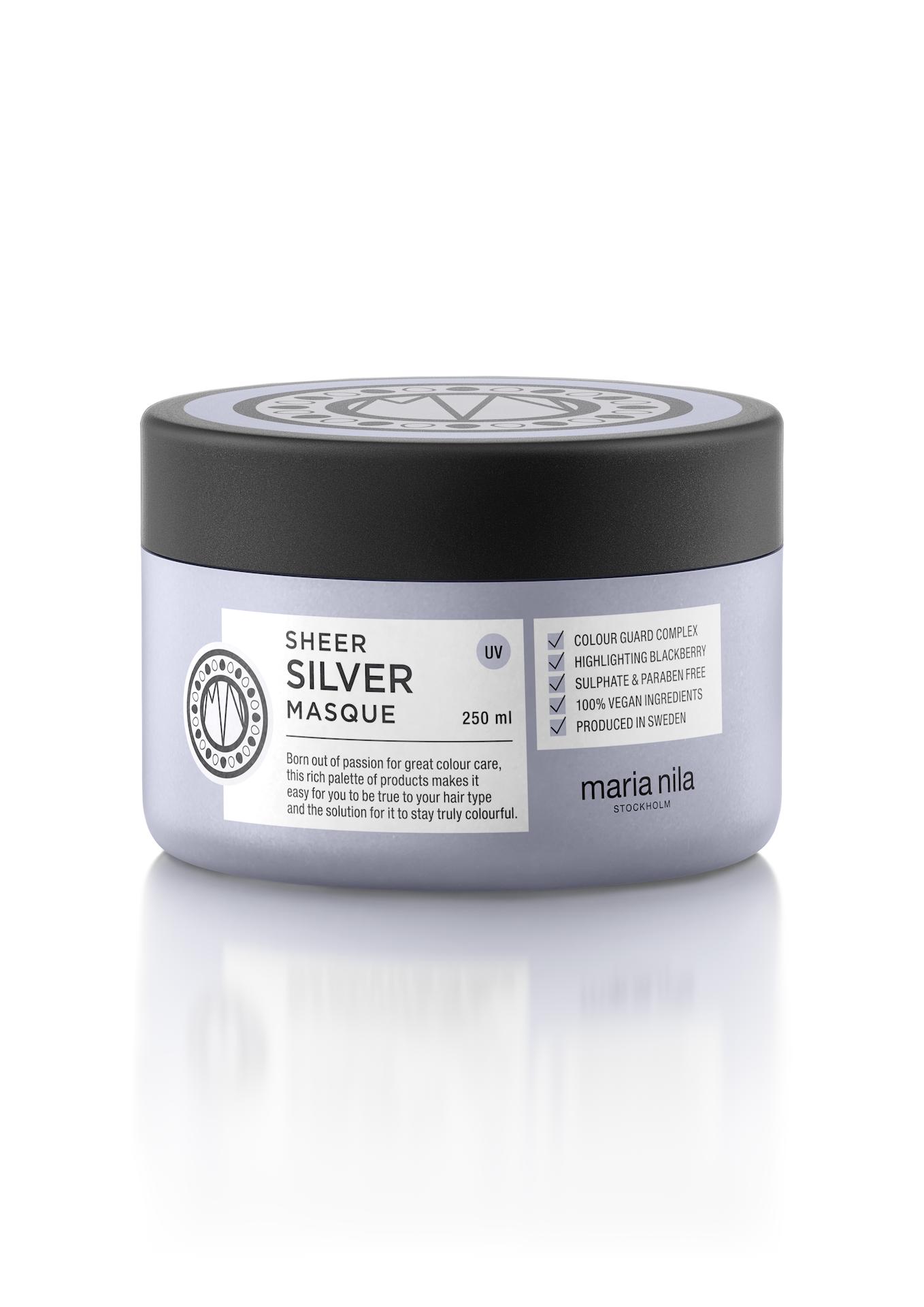 Sheer Silver Masque 250ml