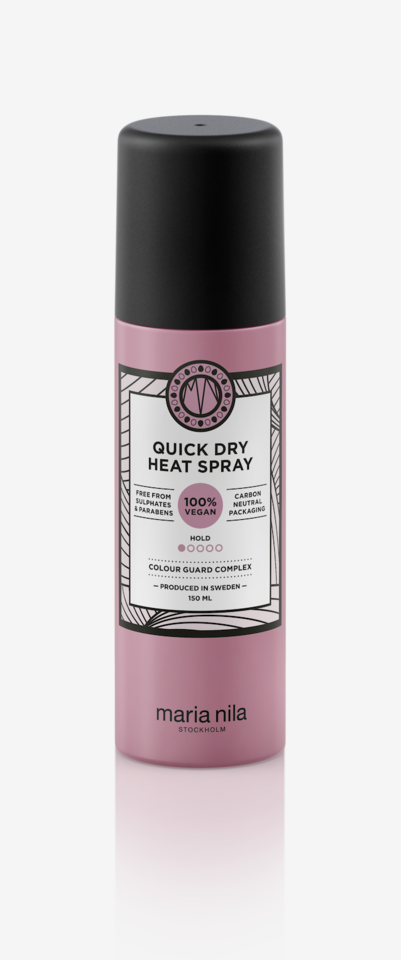 Quick Dry Heat Spray 150ml