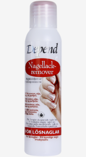 Nail Polish Remover for Nail Lengthening 100 ml