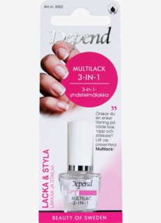 Nail Care Multi 3-in-1