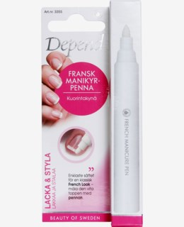 Nail Care French Manicure Pen