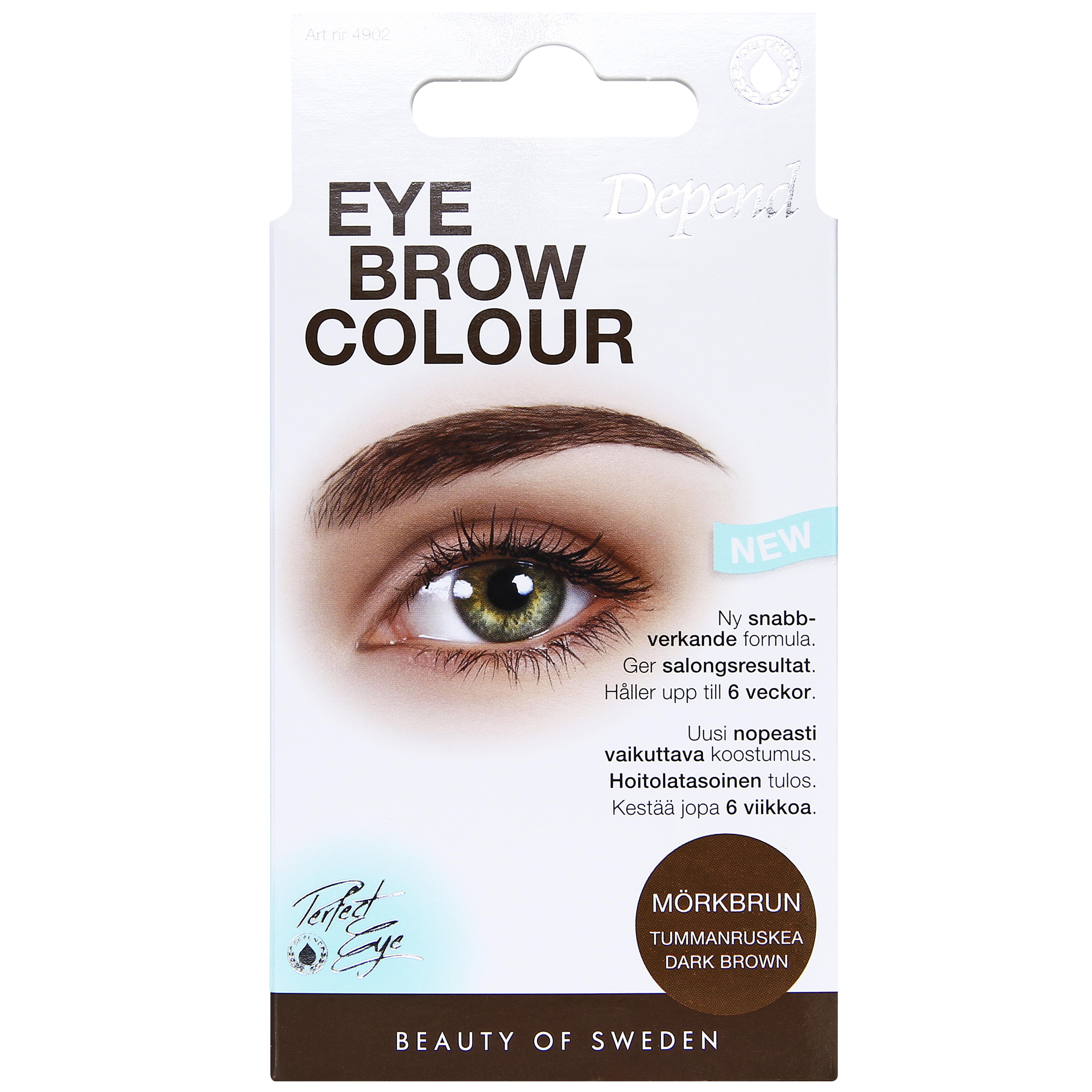 Eyebrow Colour